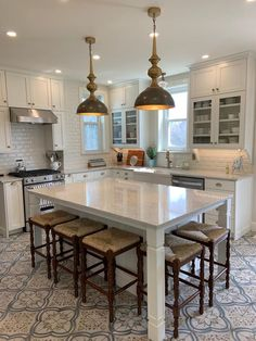 Fit nicely under the bar. Kitchen Island And Table Combo, Kitchen Island Storage, Kitchen Layouts With Island, Farmhouse Kitchen Island, Modern Kitchen Island, Kitchen Redo, Kitchen Living, Kitchen Islands, Kitchen Ideas
