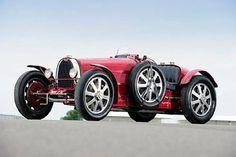 1933 Bugatti Type 51 Grand Prix Two-Seater