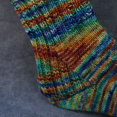Ravelry: Make Your Heels Strong by Erica Jackofsky (Fiddle Knits)