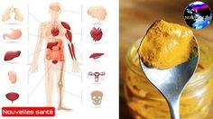 Les 5 miracles d'une cuillère à café de curcuma par jour - YouTube