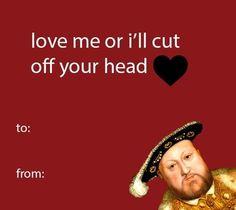 Haha funny valentine
