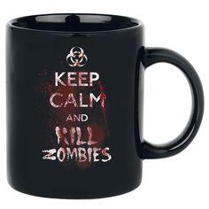Kill Zombies mug
