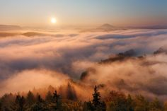 Above the Sea of Fog by Martin Rak on 500px