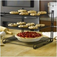 Nifty Kitchen Products 3 Tier Vertical Cooling Tower Rack