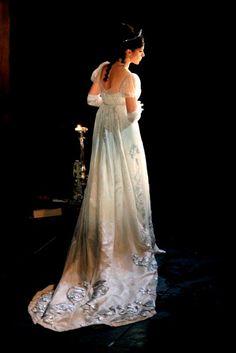 Angela Gheorghiu As Tosca in Puccini's Opera.