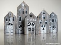 Ideas and Inspirations: Holzhäuser * woodenhouses (Diy House Miniature)