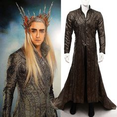 custom made halloween costumes for adult the Lord of the rings The hobbit Lee Pace Thranduil Cosplay costume Thranduil dress >> Click picture for details << Elf Costume, Adult Costumes, Cosplay Costumes, Halloween Costumes, Thranduil Cosplay, Lee Pace Thranduil, Radagast The Brown, Geek Crafts, Midsummer Nights Dream