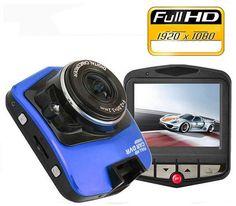 Mini Car DVR Camera Full HD 1080p Video Registrator Recorder