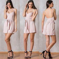 Lovely new jumpsuit!! 💕💕💕 📩 Για παραγγελιες ➡️ Στειλε μας μηνυμα στο Messenger εδω: m.me/dress2undress