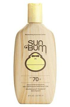 Sun Bum | SPF 70 Sunscreen Lotion #sunbum #sunscreen