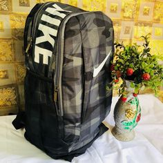 Get this cool Backpack   To move in style.!   Nike  Bagpack 1100  Free Shipping Swipe for colours Dm to order.! #fashion#girls#blue#black#white#summer#western#love#success#floral#flowers#mumbai#fashion#life#lifestyle#insta#follow#like#share#onlineshopping#summer#tees#men#woman#black#blue#red#fashion#love#life#success#mumbai#insta#like#share#follow#online#onlineshoppingindia#cool#trend#tshirt#shoes#flipflops