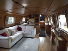 Collingwood 57 Widebeam for sale UK, Collingwood boats for sale, Collingwood used boat sales, Collingwood Narrow Boats For Sale 57 x 12 Luxu...