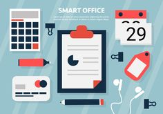 50 Free High Quality Analytics & Business Vector Illustrations Vector Illustrations, Vector Icons, Smart Office, Graphic Design Projects, Business, Free, Store, Business Illustration