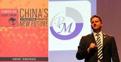 """PM investiert 10 Mio. $ in die Eröffnung Chinas! Das Fortune Global Forums in Chengdu, China ist der Ort, wo wirtschaftliche Entscheidungen von besonderer Tragweite getroffen werden. 250 CEO´s der 500 weltmächtigsten Firmen sind zusammengekommen. Bei diesem Wirtschaftsforum des """"who is who"""" der Milliardenkonzerne vertritt Rolf Sorg die PM-International AG. Bitcoin Account, Very Interesting, Chengdu, Online Business, Company Logo, China, Investing, Economics, Things To Do"""