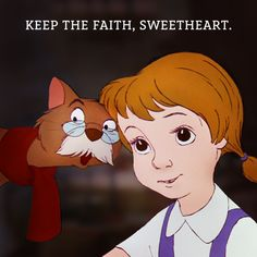 Rufus!  Finally!  a far too under-recognized Disney cat! The rescuers disney