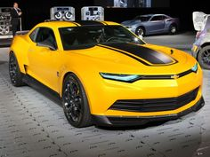 Transformers, More Than Meets the Eye - Motor Car Digest