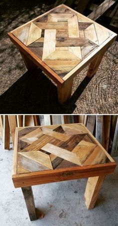 Wood Shop Projects, Wooden Pallet Projects, Woodworking Projects Diy, Woodworking Furniture, Woodworking Plans, Diy Projects, Pallet Furniture Designs, Furniture Projects, Diy Furniture