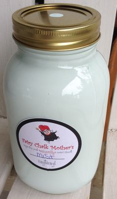 Mist - Fairy Chalk Mother Chalky Finish Paint 32oz