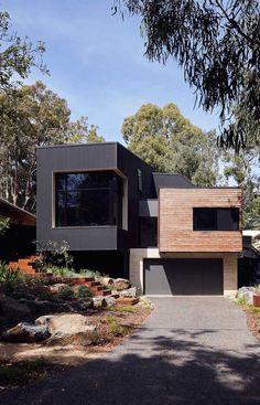 Tree House Living In Melbourne   Blackburn House