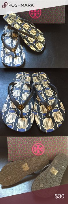 NEW Tory Burch Flip Flop NEW Tory Burch flip flop size 5. Price is firm Tory Burch Shoes