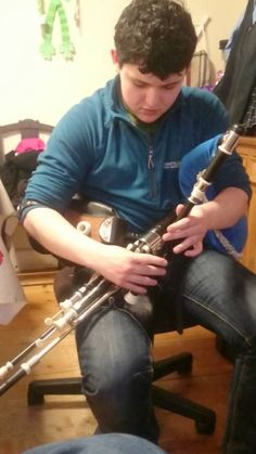 George Whites Favourite - Reel - Uilleann Pipes