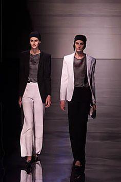 Giorgio Armani Fall 2015 Ready-to-Wear Fashion Show: Complete Collection - Style.com