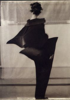 ☽ Sarah Moon ☾ French Photographer - for Issey Miyake.