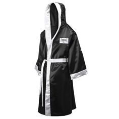 Full Length Boxing Robe with Hood, Boxing Apparel | Everlast
