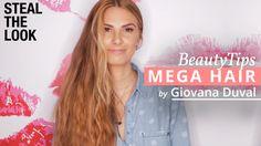 Saiba Tudo Sobre Mega Hair | STEAL THE LOOK - Dicas de Beleza