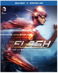 DC Comics The Flash: The Complete First Season
