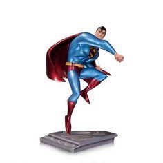Superman: The Animated Series Man of Steel Statue |