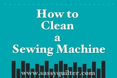 Are you having tension issues or skipped stitches? Well, you might just need to do a little sewing machine maintenance! This means cleaning your sewing machine and giving it a little TLC:) This post will give you some tips and show you how to clean a sewing machine. Now I am as guilty as the …