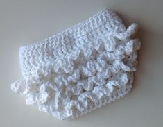 diaper cover crochet free pattern | Ravelry: Ruffle Bum Diaper Cover pattern by Crochet by Jennifer