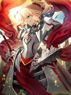 Fate/Apocrypha Mordred