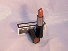 Mary Kay Creme Lipstick ~ Apricot Glaze by Mary Kay. Save 8 Off!. $12.00. Stay-true color. Long-wearing. Lipstick. The long-wearing, stay-true color glides on with a lightweight, creamy texture for maximum color impact that lasts. Plus, it won't feather or bleed. It's even enhanced with vitamin E and a vitamin C derivative to help defend against wrinkle-causing free radicals. ... 13 Oz.