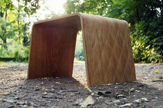 Think Wood Cant Be Sewn? Think Again!
