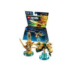 LEGO Dimensions Ninjago Lloyd Fun Pack, Multicolor