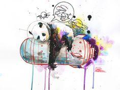 Space Panda I