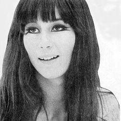 Cher 1964. (Halloween Costume Make-up)