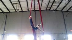 Aerial Silks Practice: The Metronome