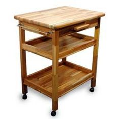 Auxiliary Kitchen Table