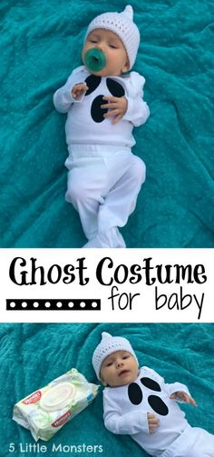 ghost costume for ba