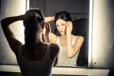 Sonya in the mirror by Andrew Photobus on 500px