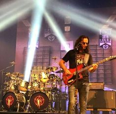 Rush - R40: first gig of the tour.