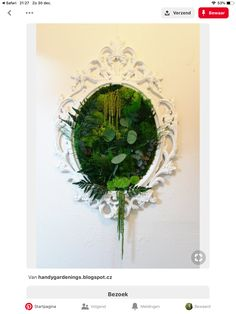 Flesh out the loveliness of your green space with the presence of garden mirrors. Having a courtyard with a tiny garden? Flesh out the loveliness of your green space with the presence of garden mirrors. Garden Art, Garden Design, Home And Garden, Garden Ideas, Moss Garden, Fence Design, Deco Floral, Arte Floral, Art Mural Palette