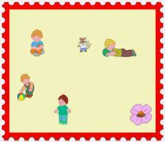 Infantil Mercedarias: posturas