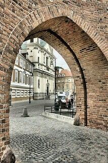 Warszawa, Barbakan