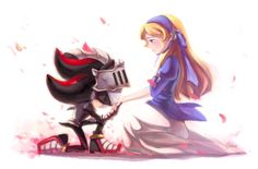 Shadow/Lancelot and Maria