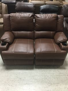 dual reclining rv sofa 1 piece slipcover recliner furniture recliners in stock now call us 574 264 5575