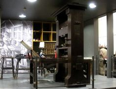 Gutenberg Press Mainz Germany